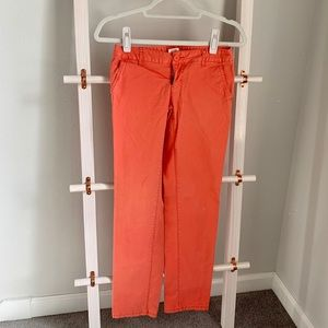 Mossimo Supply Co. Jeans - Mossimo Coral Chino Low Waist Pants
